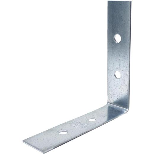 Simpson Strong-Tie 5-7/8 In. x 5-7/8 In. x 1-1/2 In. Galvanized Steel 12 ga Reinforcing Angle