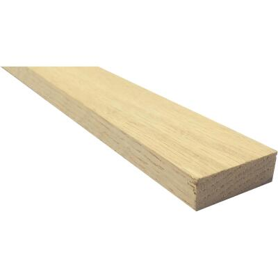 Waddell 1/2 In. x 2 In. x 2 Ft. Red Oak Board