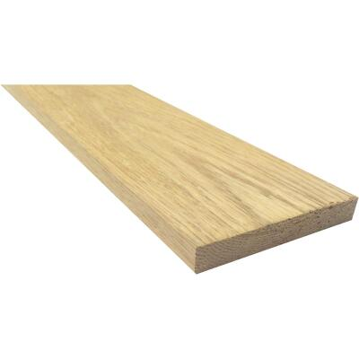 Waddell 1/2 In. x 6 In. x 2 Ft. Red Oak Board