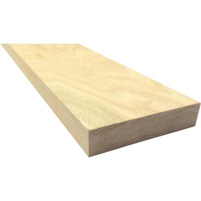 Waddell 1 In. x 4 In. x 8 Ft. Red Oak Board