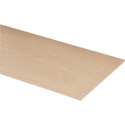 Cloverdale Band-It 2 In. x 8 Ft. White Birch Wood Veneer Edging