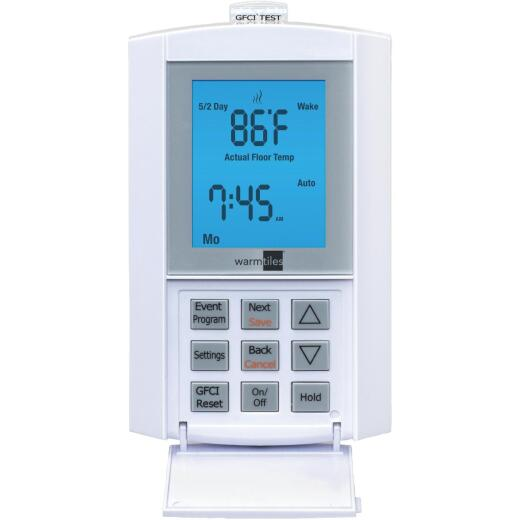 Easy Heat 120V Programmable Thermostat