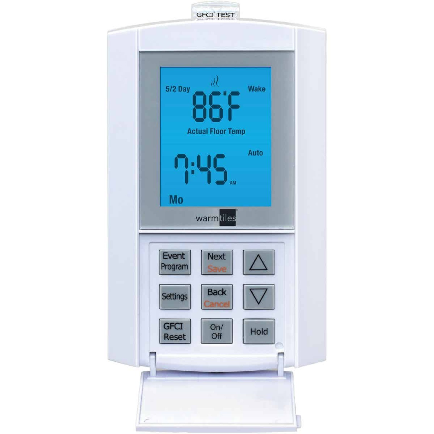 Easy Heat 120V Programmable Thermostat Image 1
