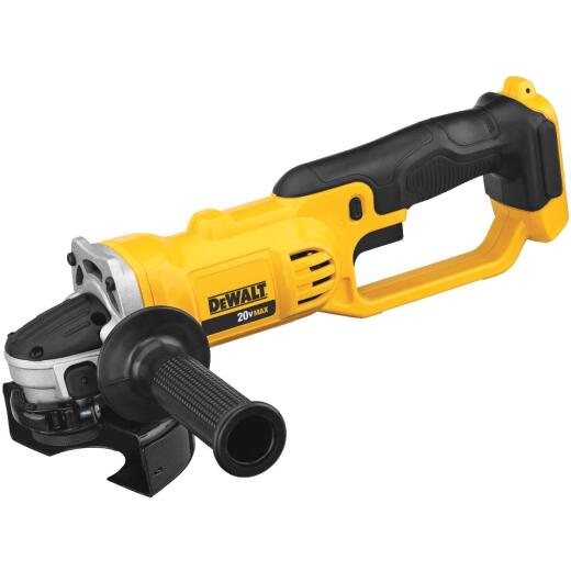 DeWalt 20 Volt MAX Lithium-Ion 4-1/2 In. Cordless Cut-Off Tool (Bare Tool)