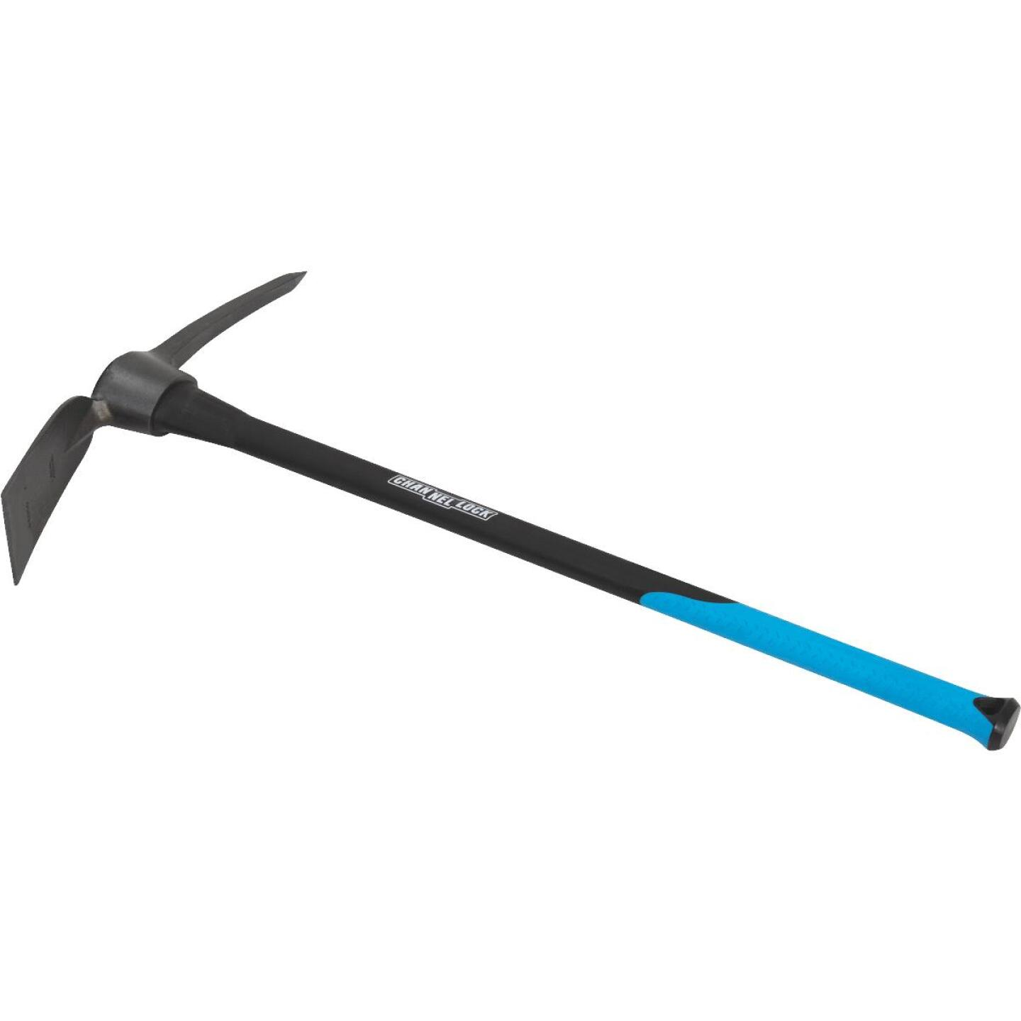 Channellock 5 Lb. Steel Pick Mattock with 36 In. Fiberglass Handle Image 1