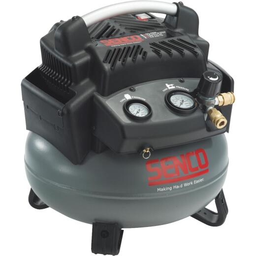 Senco 6 Gal. Portable 150 psi Pancake Air Compressor