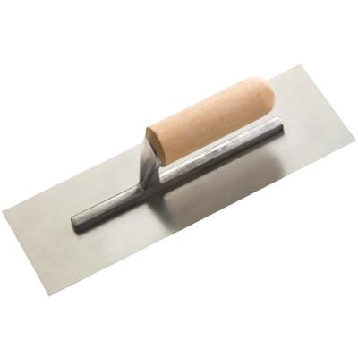 Do it 4-1/2 In. x 12 In. Finishing Trowel with Basswood Handle