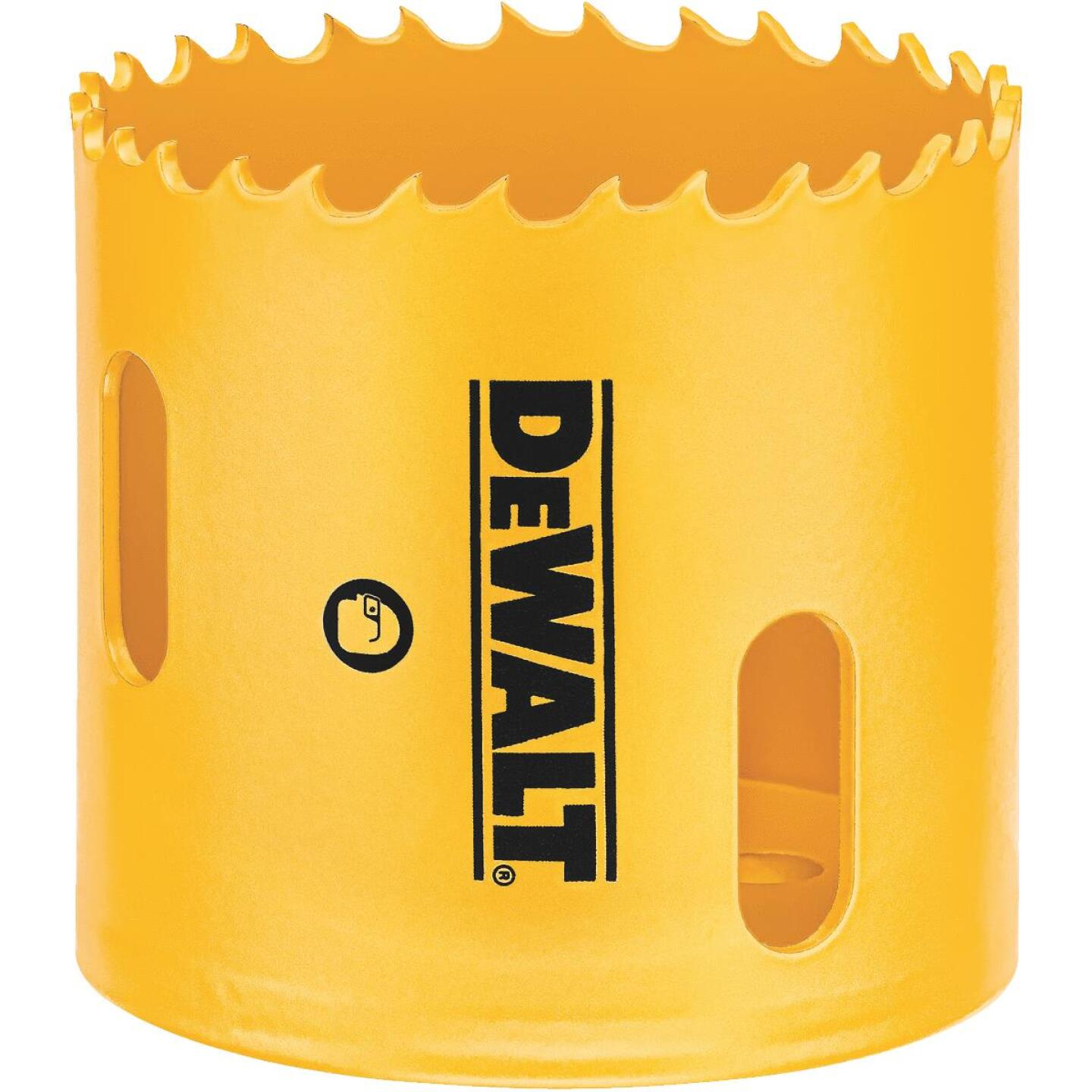 DeWalt 2-3/4 In. Bi-Metal Hole Saw Image 1