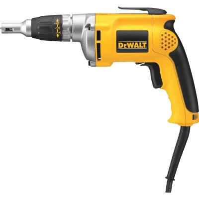 DeWalt 6.3A/4000 rpm 81 In./Lb. Torque Electric Screwgun