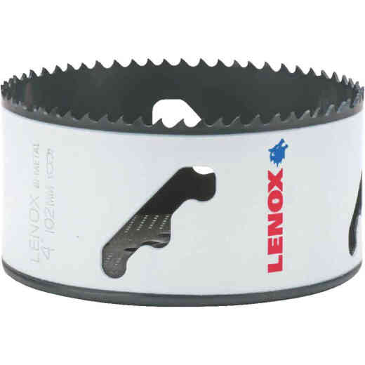 Lenox Speed Slot 4 In. Bi-Metal Hole Saw