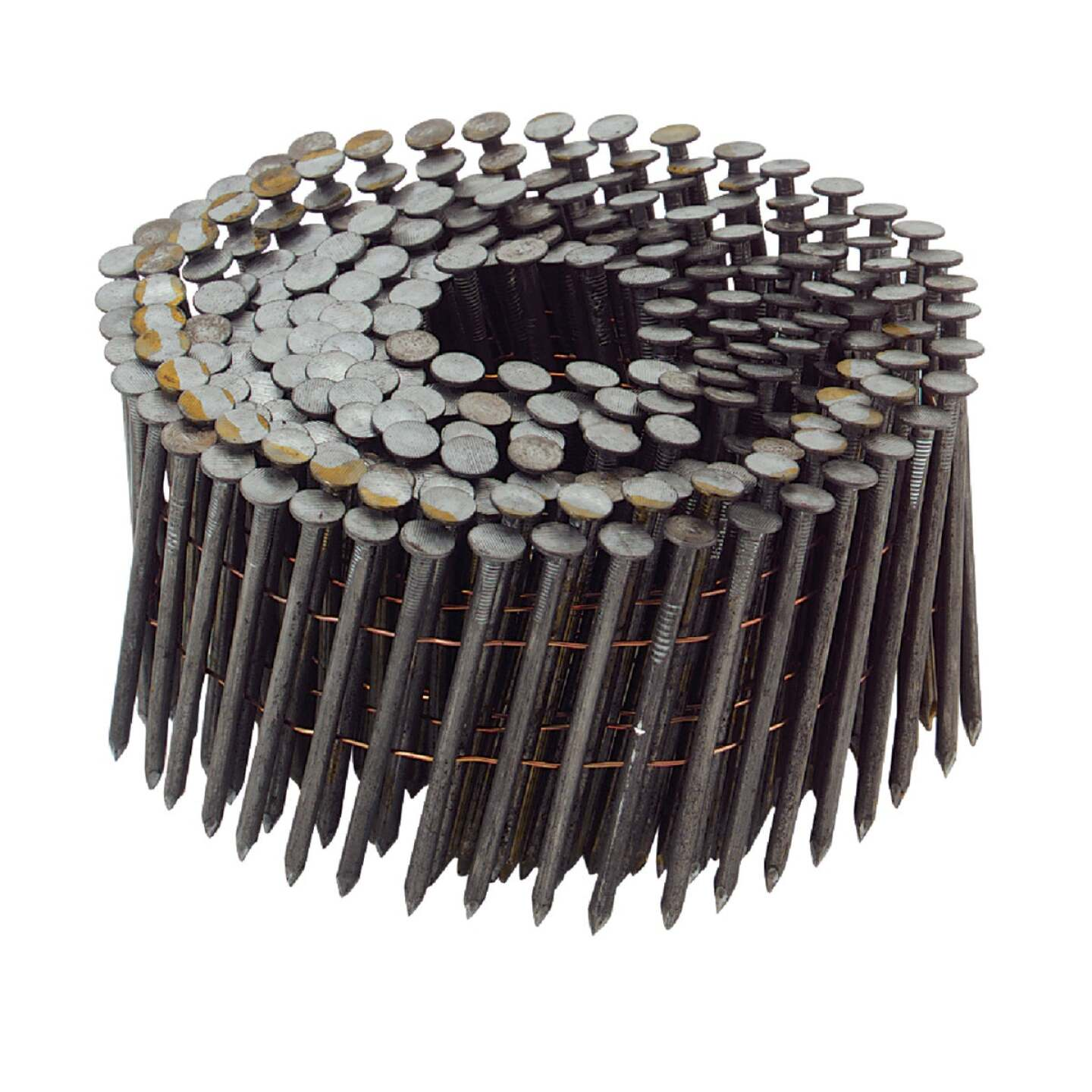 Bostitch 15 Degree Wire Weld Coated Coil Framing Nail, 2-1/2 In. x .120 In. (2700 Ct.) Image 2