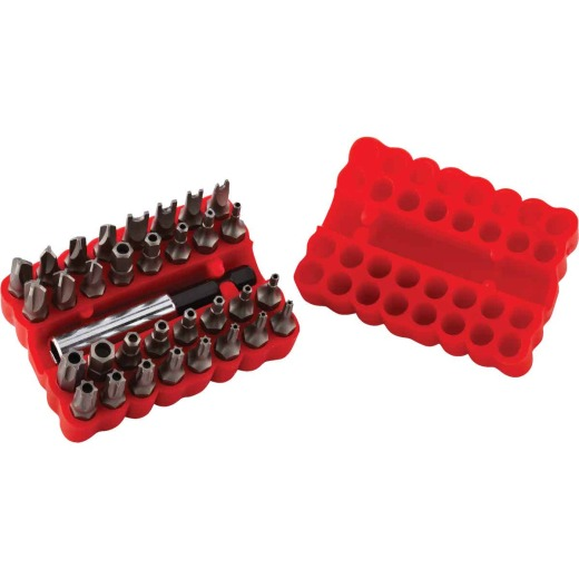 Best Way Tools 33-Piece Security Bit Set