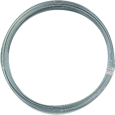 HILLMAN Anchor Wire 100 Ft. 12 Ga. Solid Wire