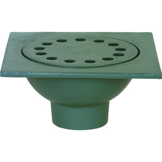 Sioux Chief Bell 9 In. Cast Iron Sewer and Drain Bell Trap