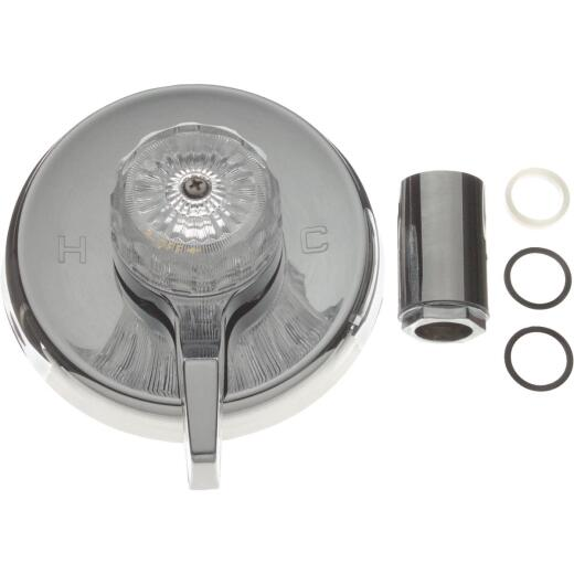 Danco Tub & Shower Trim Kit with 5-1/2 In. Chrome Flange