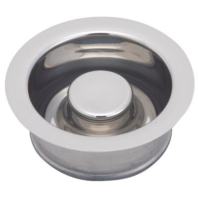 Do it Polished Chrome Brass Disposer Flange and Stopper