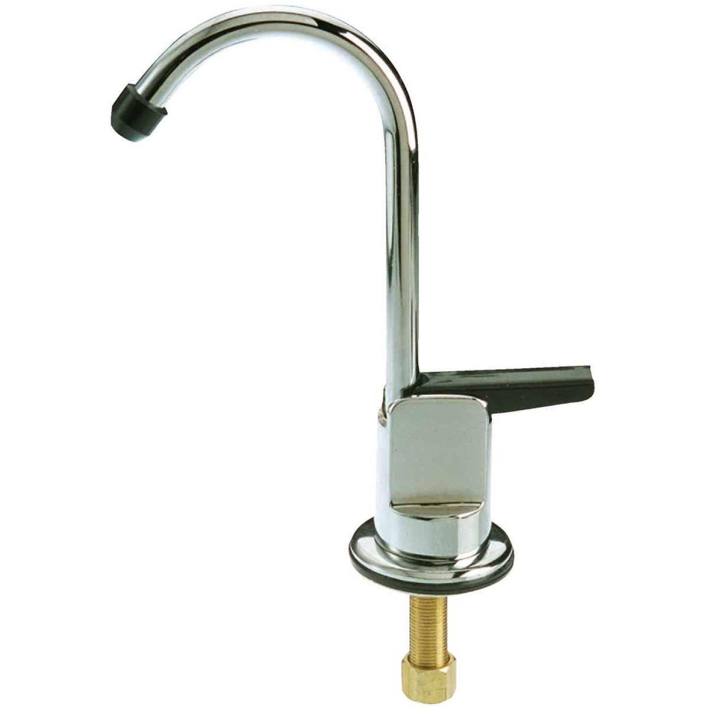 B & K Chrome-Plated Compression Inlet Drinking Water Faucet Image 1