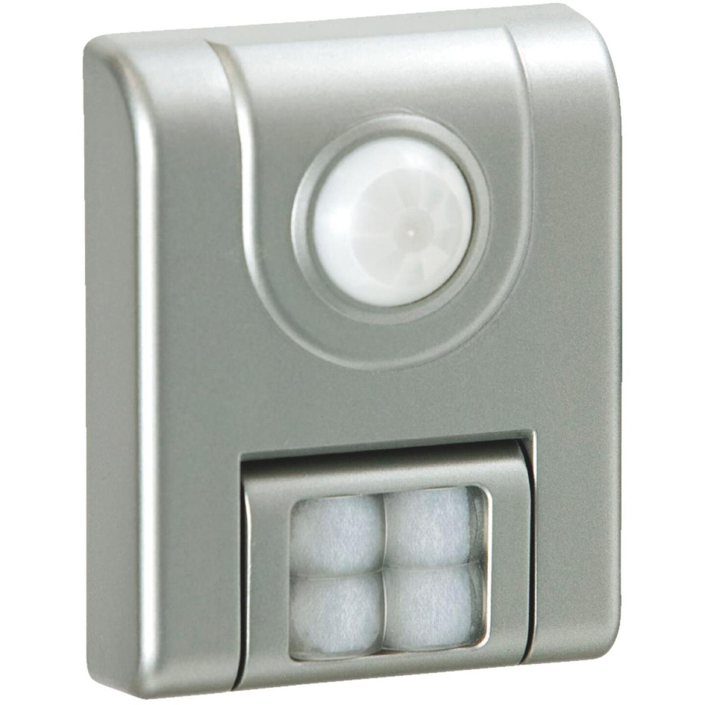 Light It Silver LED Battery Operated Light Image 1