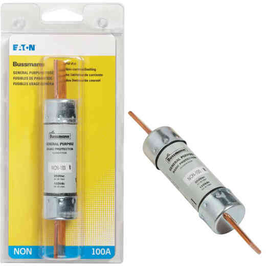 Bussmann 100A NON Cartridge General Purpose Cartridge Fuse