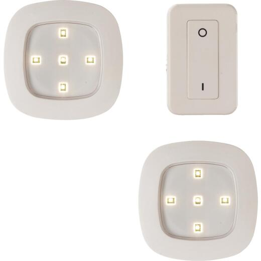 Light It White LED Battery Operated Light System
