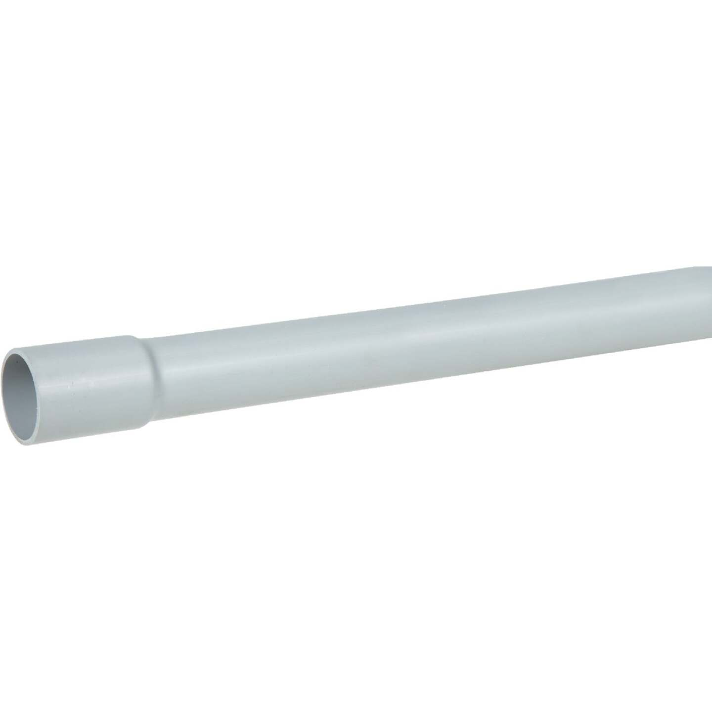 Allied 1-1/4 In. x 10 Ft. Schedule 40 PVC Conduit Image 1