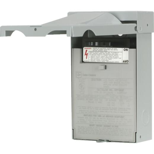 Eaton 60A 120/240V Fused Air Conditioner Disconnect
