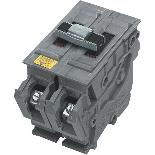 Connecticut Electric 60A Double-Pole Standard Trip Packaged Replacement Circuit Breaker For Wadsworth
