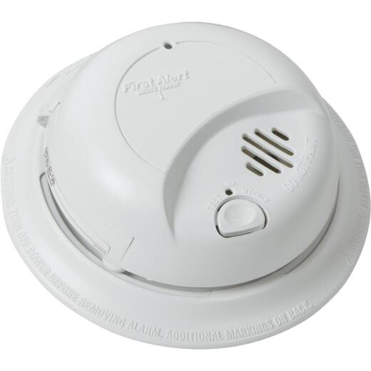 First Alert Battery Operated 3V Photoelectric/Ionization Dual-Sensor Smoke & Fire Alarm