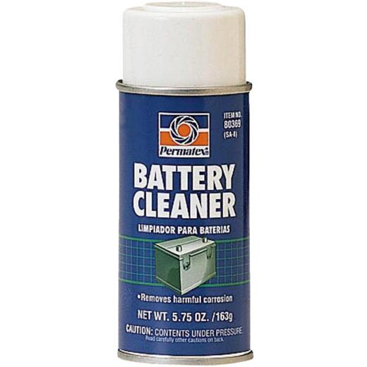 Permatex 5.75 Oz Aerosol Battery Cleaner