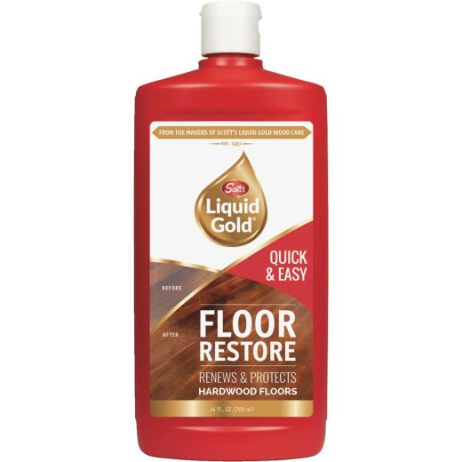 Scott's Liquid Gold 24 Oz. Restore Hardwood Floor Cleaner