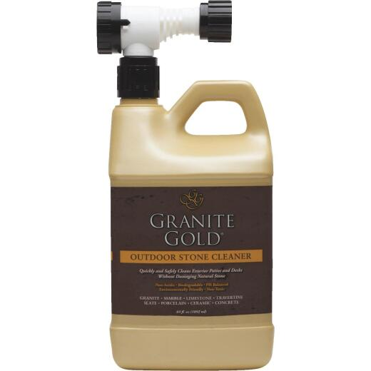 Granite Gold 64 Oz. Outdoor Stone Floor Cleaner