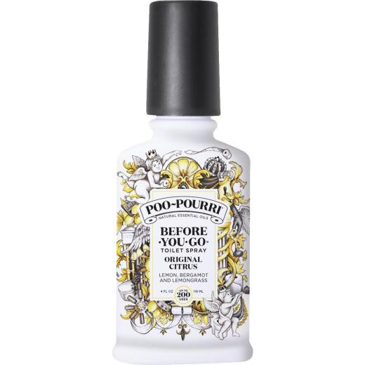 Poo-Pourri 4 Oz. Citrus Deodorizer Spray