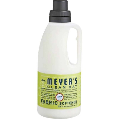 Mrs. Meyer's Clean Day 32 Oz. Lemon Fabric Softener