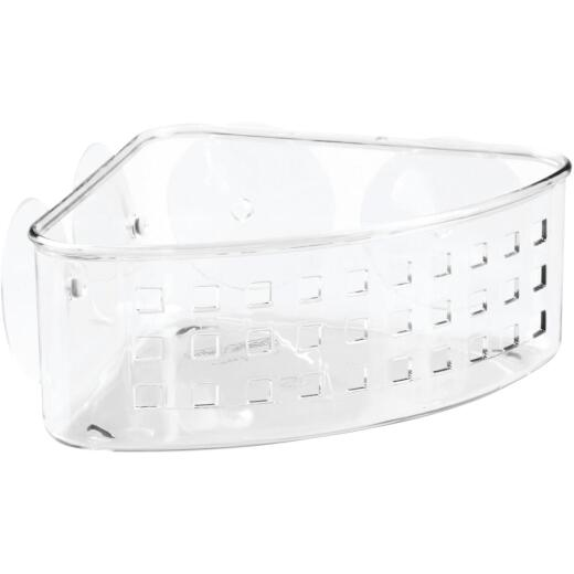 iDesign Corner Shower Basket