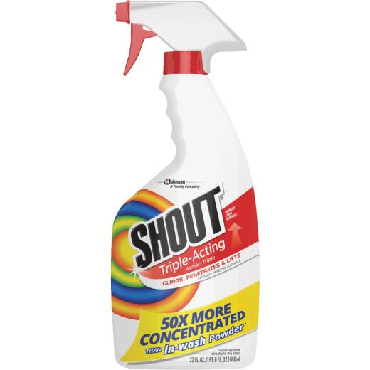 Shout 22 Oz. Triple-Acting Stain Remover