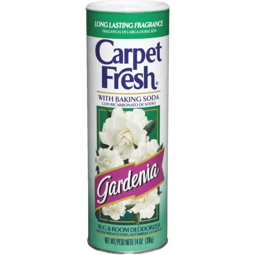 Carpet Fresh 14 Oz. Gardenia Rug & Room Carpet Deodorizer