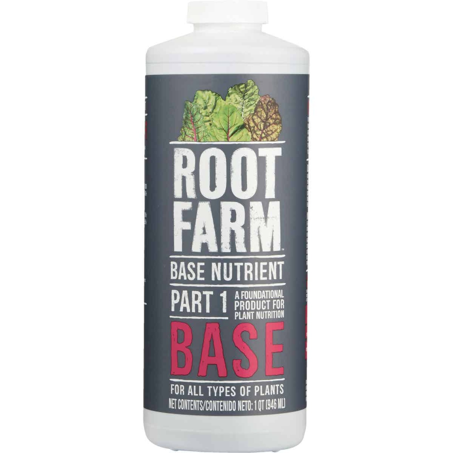 Root Farm 1 Qt. Concentrated Liquid All-Purpose Base Nutrient Part 1 Image 2