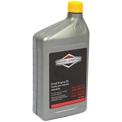 Briggs & Stratton 32 Oz. Synthetic 4-Cycle Motor Oil