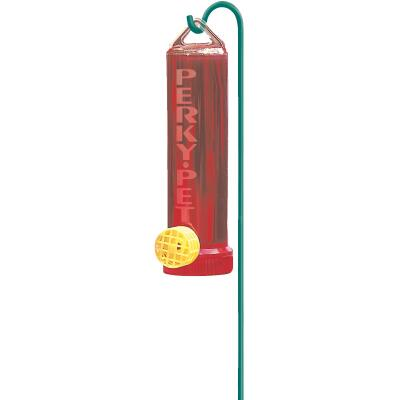 Perky-Pet 3 Oz. Plastic Planter Hummingbird Feeder