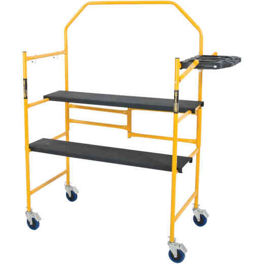MetalTech 500 Lb. Load Capacity Indoor Multi-Purpose Steel Scaffolding