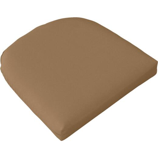 Casual Cushion 19.5 In. W. x 2.5 In. H. x 19.5 In. D. Cafe Chair Cushion