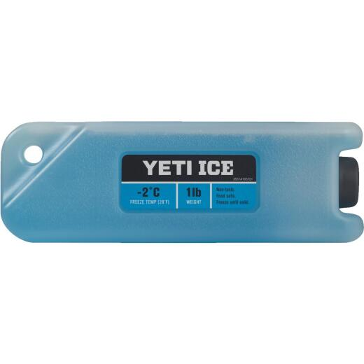 Yeti Ice 1 Lb. Blue Cooler Ice Pack