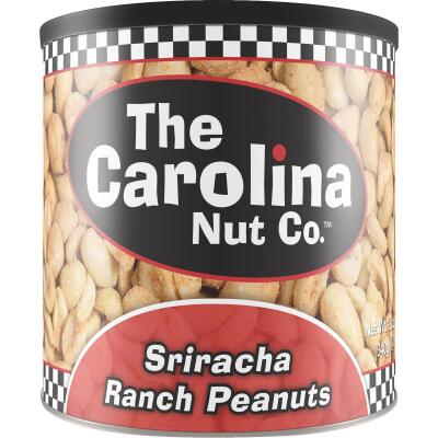 The Carolina Nut Company 12 Oz. Sriracha Ranch Peanuts