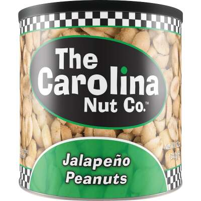 The Carolina Nut Company 12 Oz. Jalapeno Peanuts