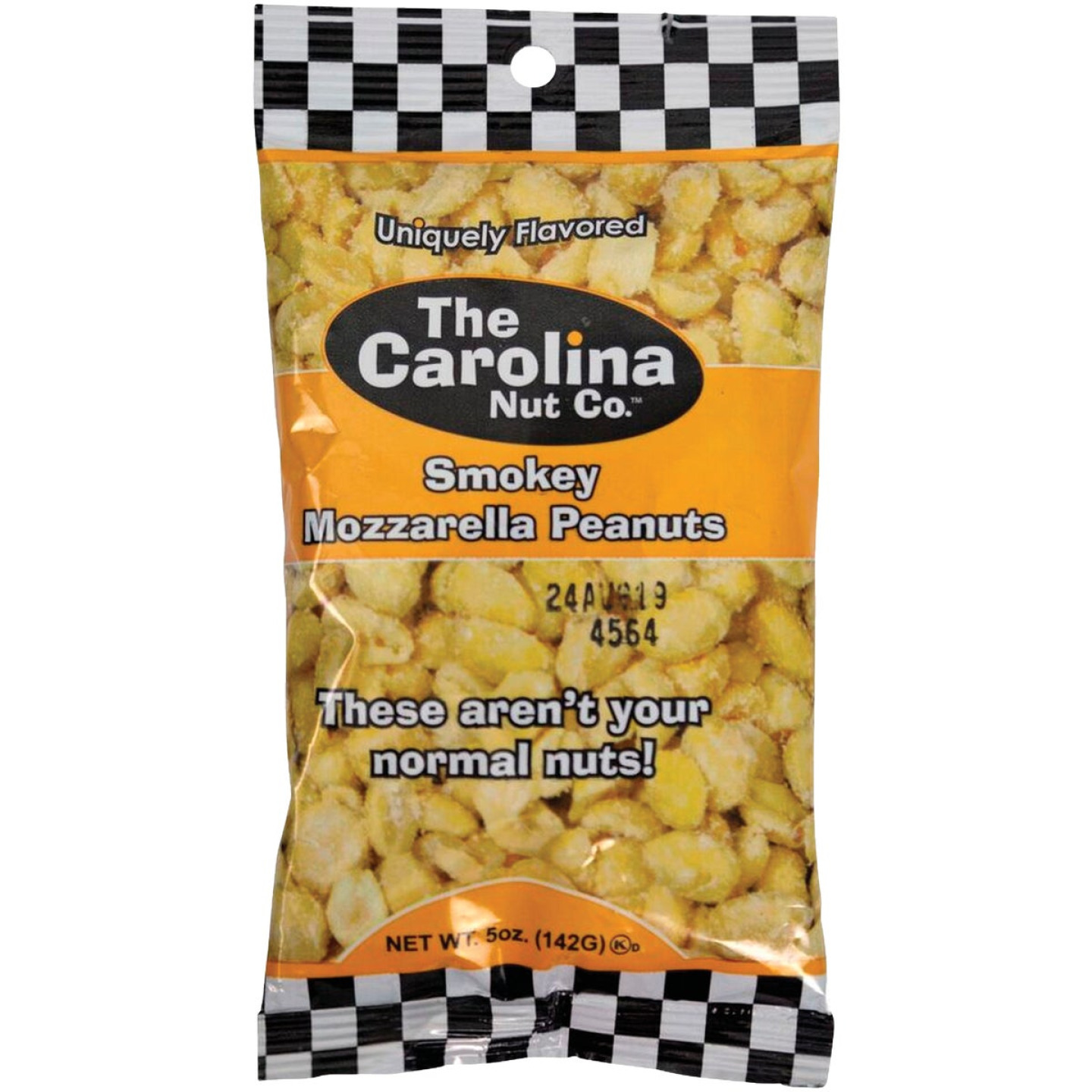 The Carolina Nut Company 5 Oz. Smokey Mozzarella Peanuts Image 1